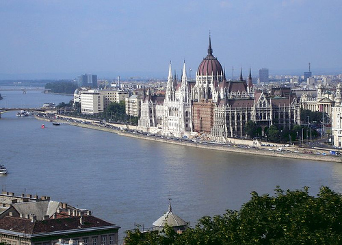 Fourth Developing EU meeting in Budapest, Hungary